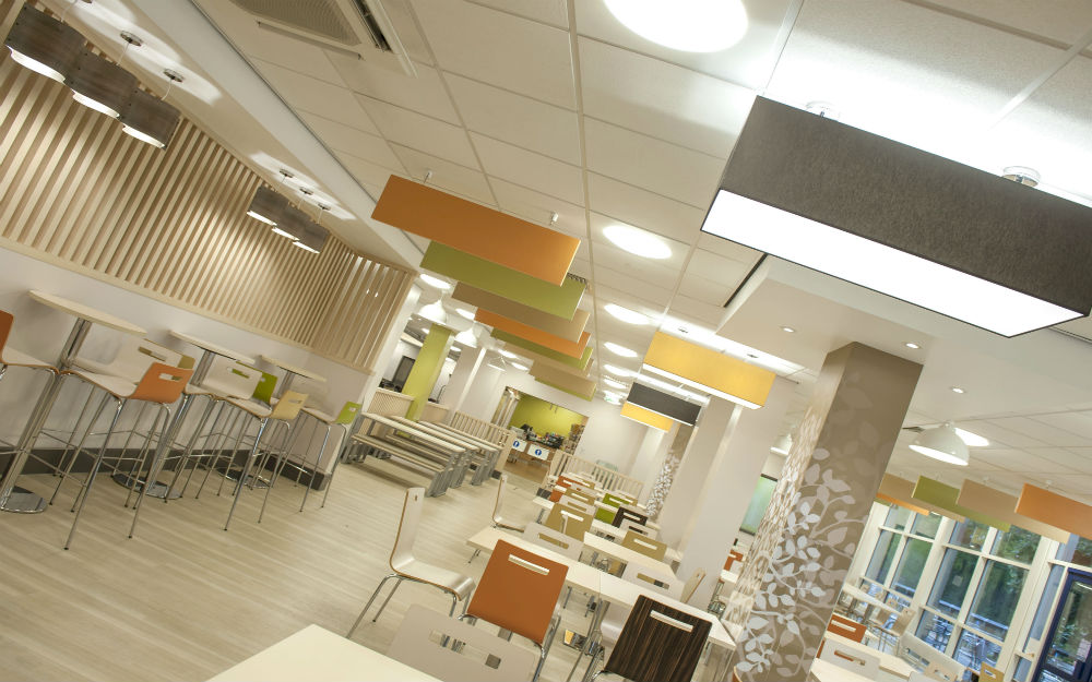 A Welcoming Ambiance In Two Moods We Were Asked By Leeds Beckett University To Remodel The Interior Architecture And Design Of Refectory Dining