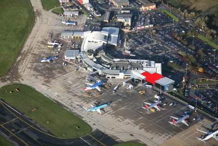 Watson Batty; Development; Industrial; Transport; LBA; Leeds; Airport; Construction; Architecture; Interior; Design; Loughborough