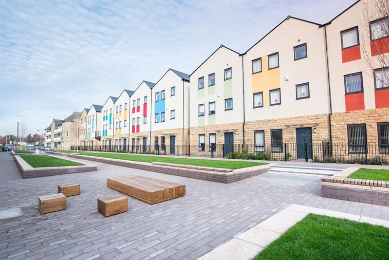 Watson Batty; Development; Bradford; Leeds; Living; Construction; Architecture; Housing; Yorkshire; Chain Street