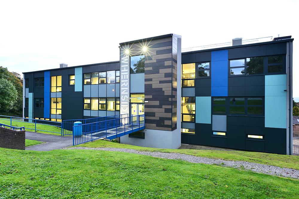 Watson Batty Whernside Building Craven College
