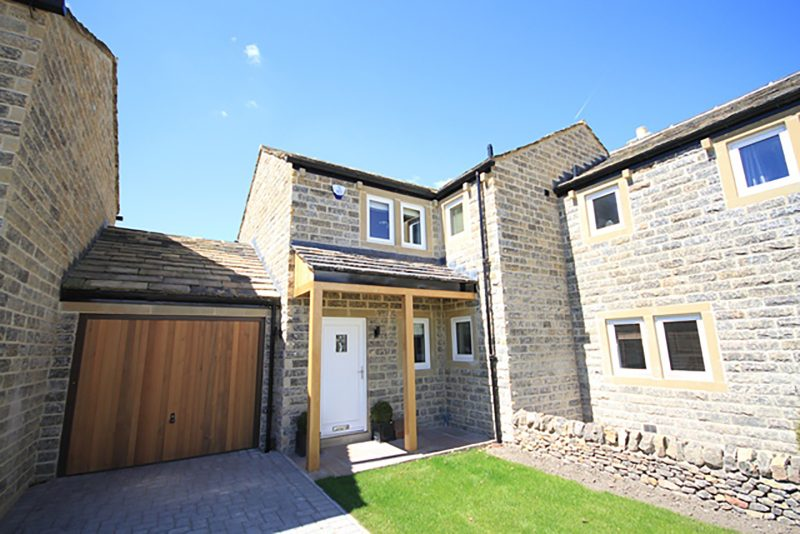 Watson Batty; Development; Residential; Yorkshire; Leeds; Construction, Architecture; Living; Beech Farm; Farnley Tyas; Loughborough