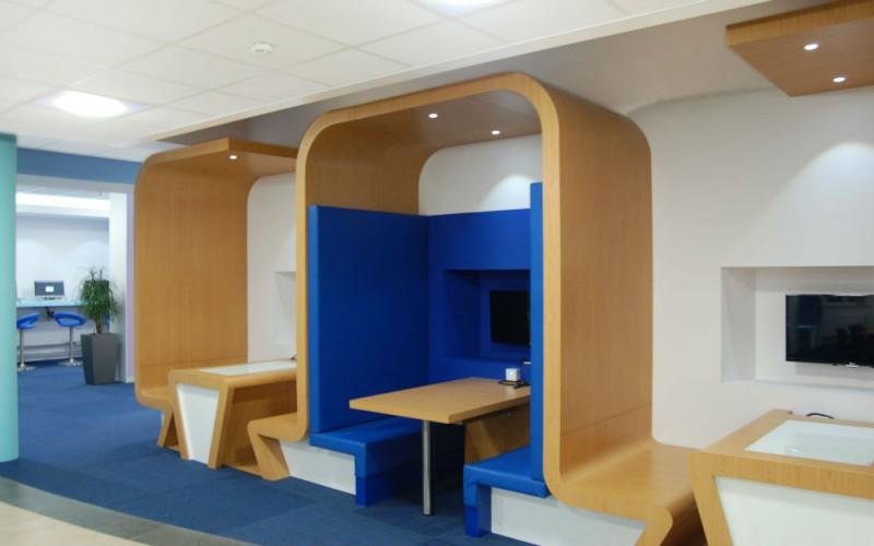 Watson Batty; Development; Education; Learning; York; St John; University; Construction; Holgate; Architecture