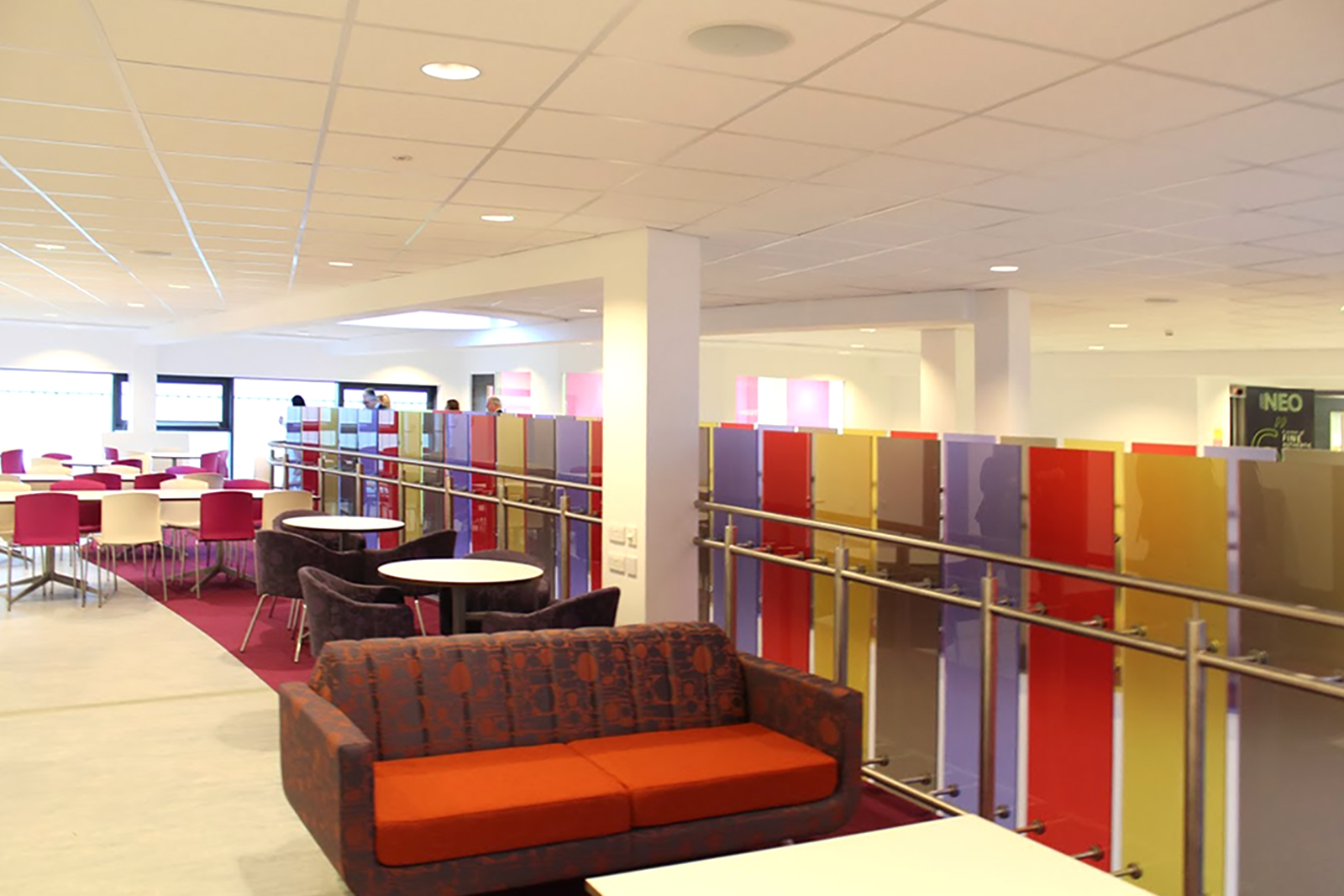 Student Learning And Leisure Centre University Of Huddersfield