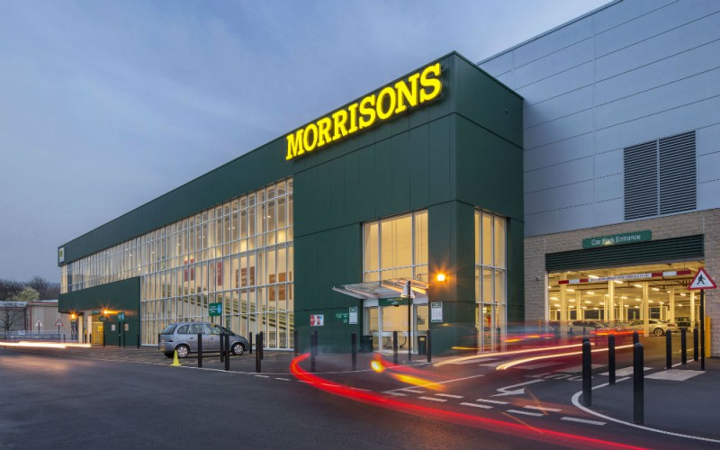 Watson Batty; Development; Commercial; Retail; Elland; Leeds; Construction; Architecture; Design; Commercial; Morrisons