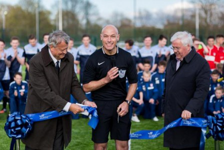 Howard Webb, York, York St John, University, Sport, Sports