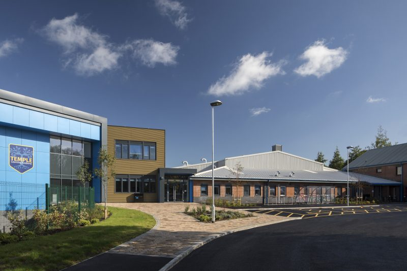 Leeds, Secondary School Architects, Education, Yorkshire