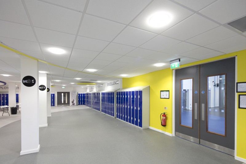 Watson Batty; Development; Education; Learning; Further Education; Leeds; Construction; Architecture;