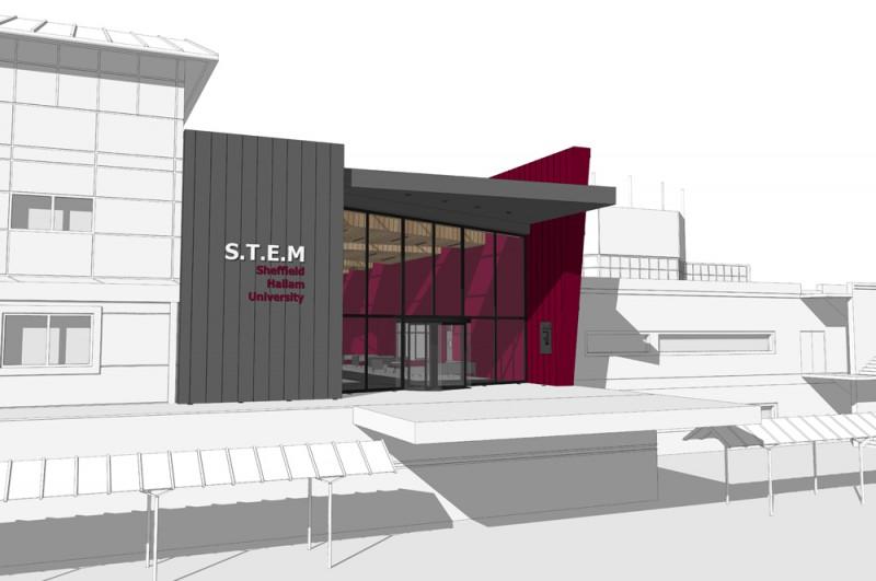 Watson Batty; Development; Education; Learning; Further Education; University; Sheffield; Sheffield Hallam; Architecture; STEM