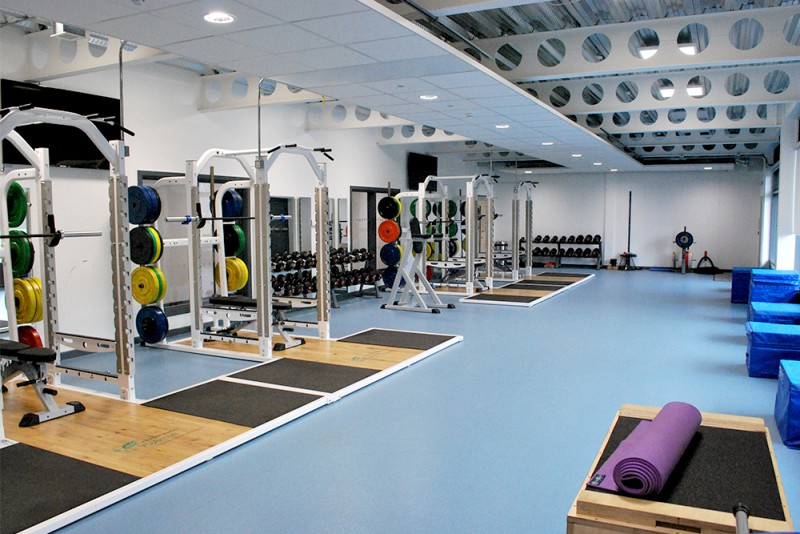 Watson Batty; Education; York; Construction; Architecture; University; Sports Campus; Gym; Fitness; Pitch; Sports