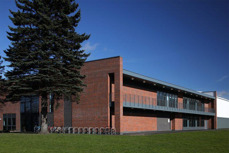 Watson Batty; Education; York; Construction; Architecture; University; Sports Campus; Gym; Fitness; Pitch; Sports; Loughborough
