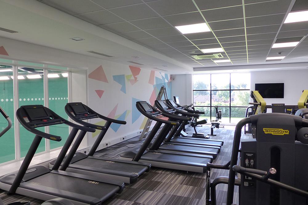 Watson Batty; Development; University; Liverpool; Construction; Architecture; Liverpool; Sports; Health Science; Fitness; Gym; Social