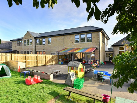 Watson Batty; Education; Yorkshire; Construction; Architecture; Primary School; Guiseley