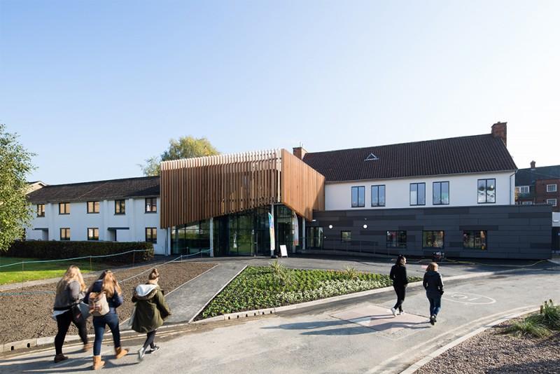 Watson Batty; Education; York; Construction; Architecture; University; Students' Union