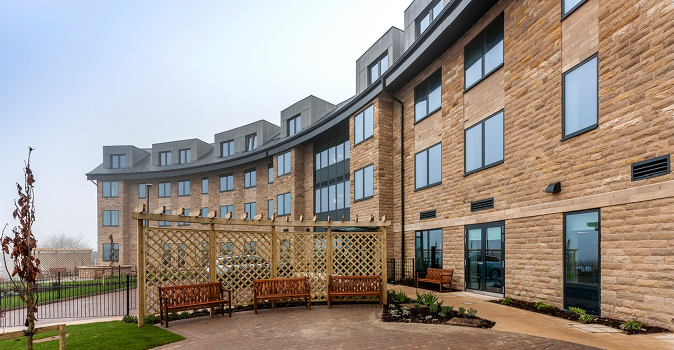 Watson Batty; Development; Residential; Extra Care; Yorkshire; Leeds; Construction, Architecture; Living; Awards; Shortlisted; 2017