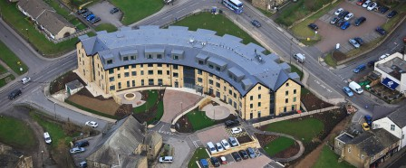Watson Batty; Development; Residential; Extra Care; Yorkshire; Leeds; Construction, Architecture; Living; Award Winning