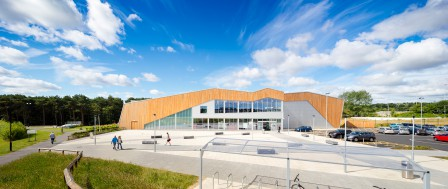 Watson Batty; Awards; Award; Sport; Lesiure; Construction, Architecture; Centre; LABC