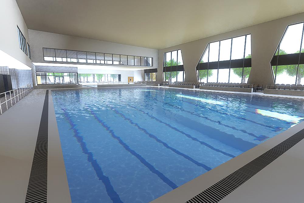 Watson Batty; Development; Sport; Leisure; Runnymede; England; Leeds; Construction; Architecture; Design; Loughborough; Places for people