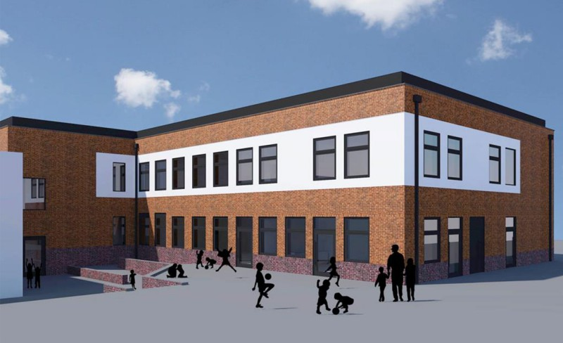 Watson Batty; Development; Education; Learning; Primary School; Leeds; Construction; Architecture; Park Spring
