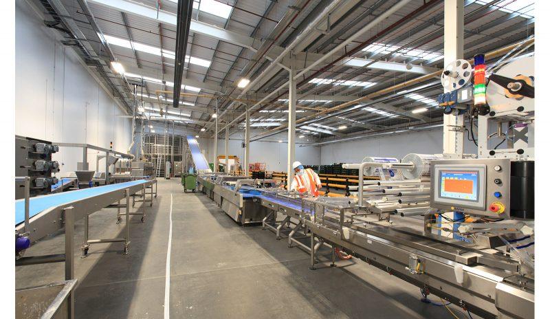 Watson Batty; Development; Commercial; Industrial; Rathbones; Bakery; Loughborough; Leeds; Construction; Architecture; Design