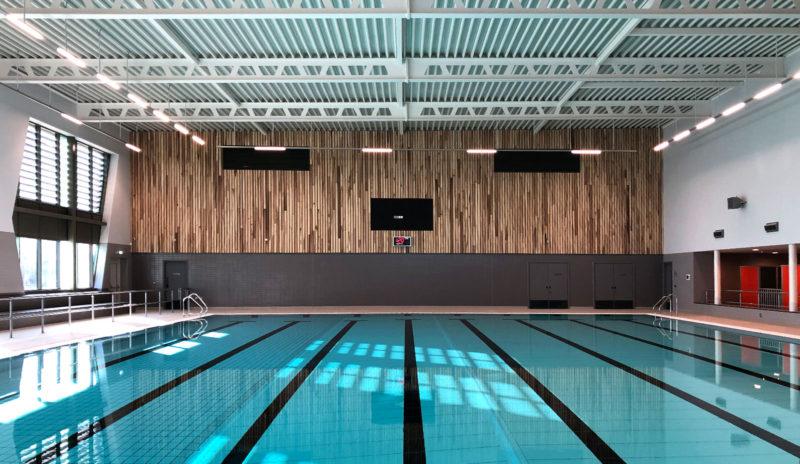 Watson Batty; Development; Centre; Active; Places for People; Runnymede; Sport; Leisure; Surrey; Egham; Construction; Architecture;