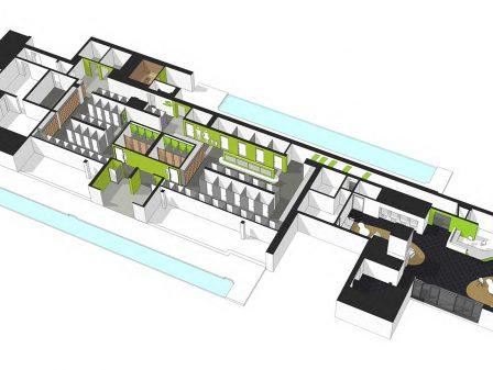 Watson Batty; Development; Sport; Leisure; England; Leeds; Construction; Architecture; Walsall