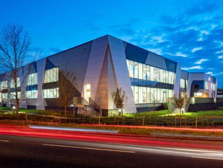 Watson Batty; Development; Centre; Active; Places for People; Runnymede; Sport; Leisure; Surrey; Egham; Construction; Architecture; Orbit