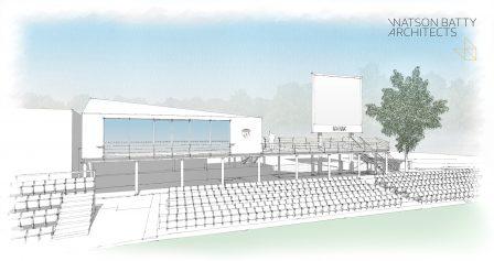 Watson Batty; Development; Sport; Leisure; Worcestershire; England; Leeds; Construction; Architecture; Design; Loughborough; Cricket
