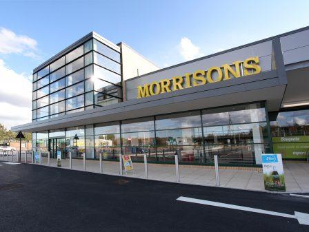 Watson Batty; Development; Yorkshire; Leeds; Loughborough; Morrisons; Retail; Construction, Architecture; Supermarket; Blaydon; Petrol Filling Station