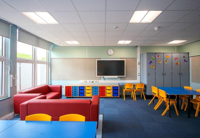 Watson Batty; Development; Education; Learning; Huddersfield; Construction; Pupils; Architecture; Leeds; Loughborough