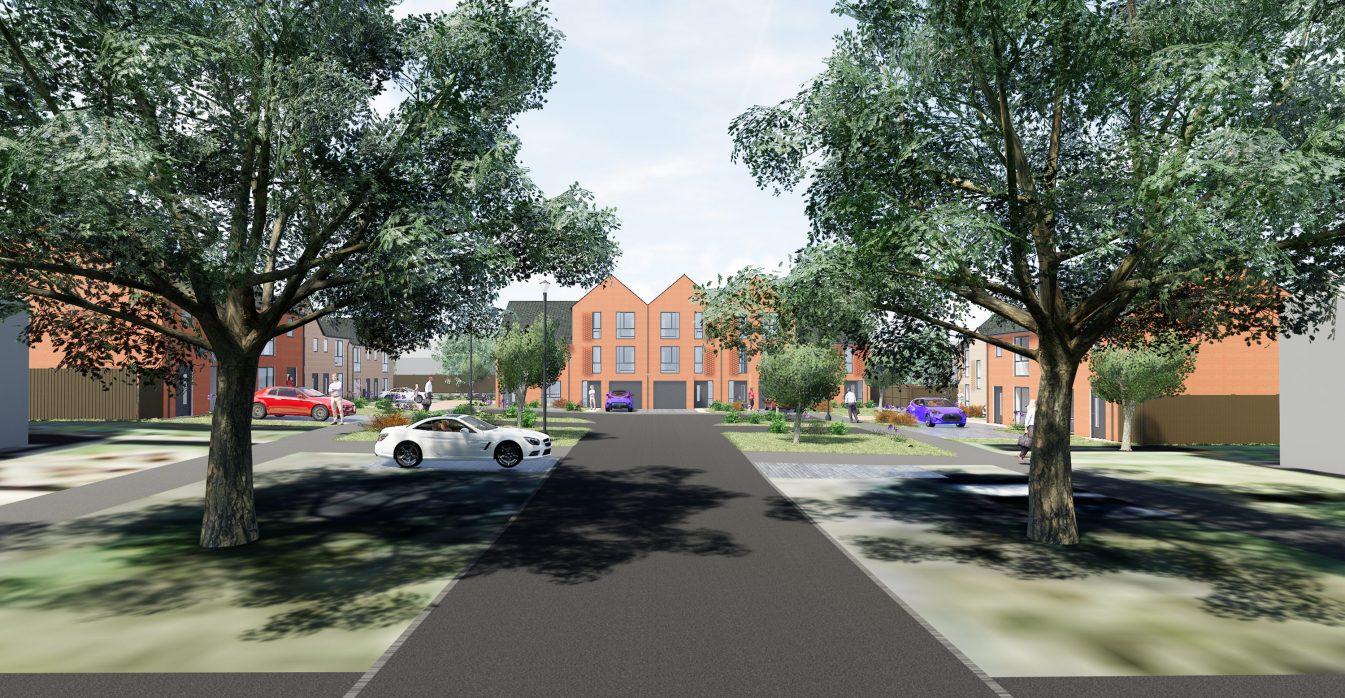 Leeds, Architects, Barleyfield