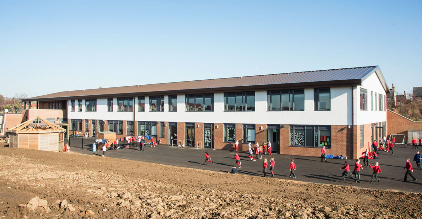 WBA; Architect; Construction; Leeds; Primary; School; Learning; Education; Durham; ESFA