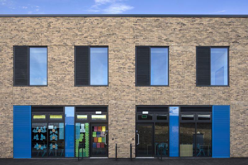 Architecture, Leeds, Yorkshire, Brick, School