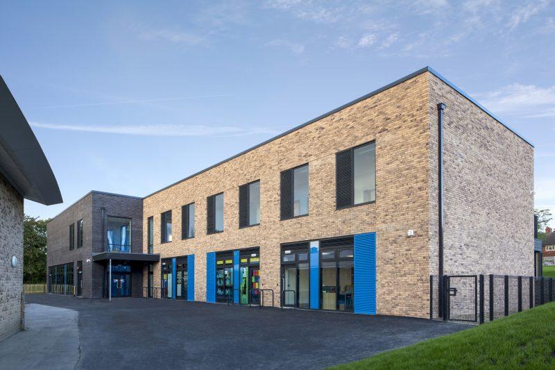 Architecture, Leeds, Yorkshire, Brick, Schoo