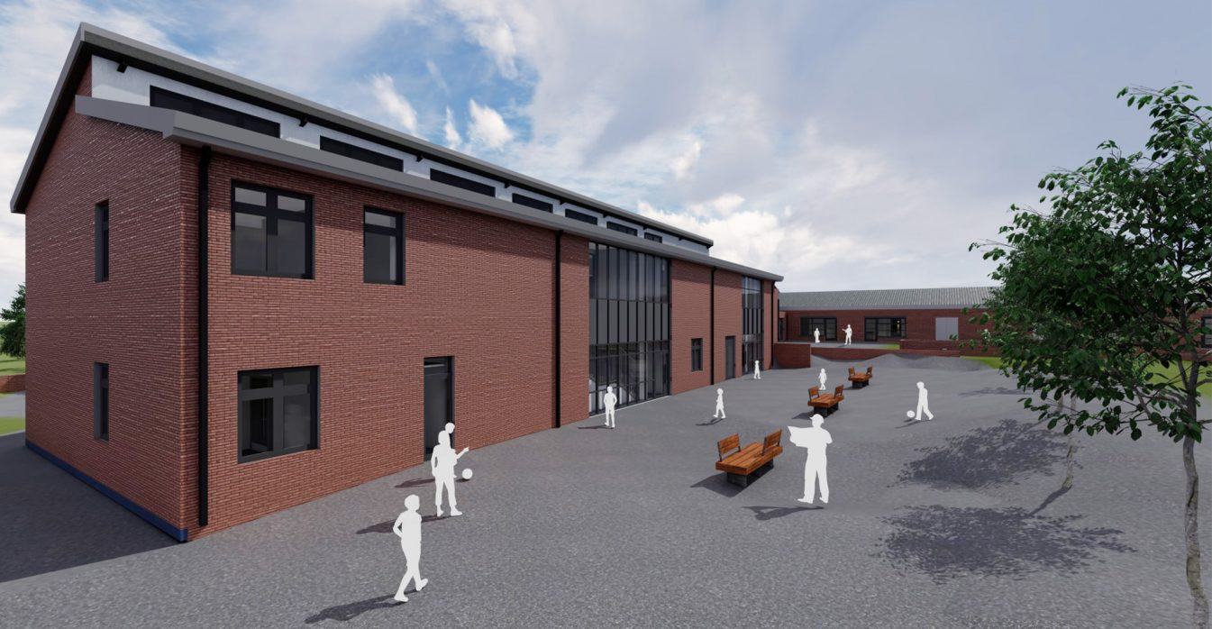 Watson Batty; Development; Architecture; Buildings; Construction; Education; Learning; Yorkshire; Leeds; Loughborough; Hunslet; Primary School; Plans; ISG