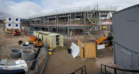 Watson Batty; Development; Architecture; Buildings; Construction; Education; Learning; Yorkshire; Leeds; Loughborough; Hunslet; Primary School; Future Built