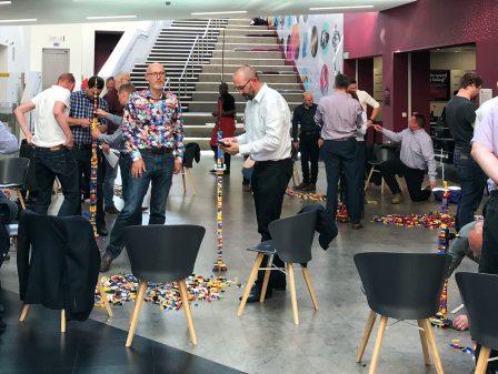 Watson Batty Architects; Leeds; Guiseley; Construction; Architecture; Yorkshire; Student; Sheffield; Hallam; University; STEM; FutureBuilt; Lego; Competition; Client; Consultant
