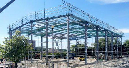 Watson Batty; Development; Architecture; Buildings; Construction; Education; Learning; Yorkshire; Leeds; Loughborough; Stephen; Longfellow; Academy; ISG; ESFA
