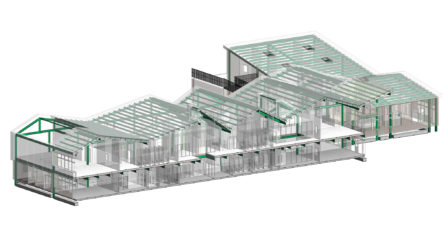 Watson Batty Architects; Leeds; Guiseley; Loughborough; Construction; Architecture; Yorkshire; FutureBuilt; WBA; BIM; Modelling