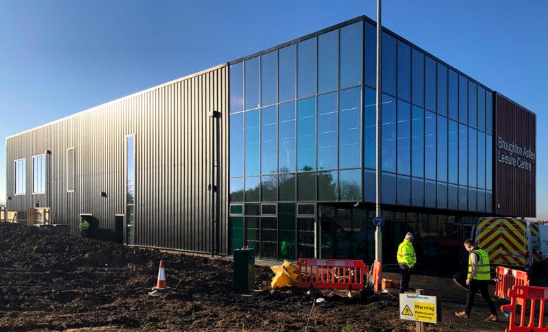WBA; FutureBuilt; Architect; Construction; Design; Build; New; Sport; Leisure; Leeds; Loughborough; Broughton
