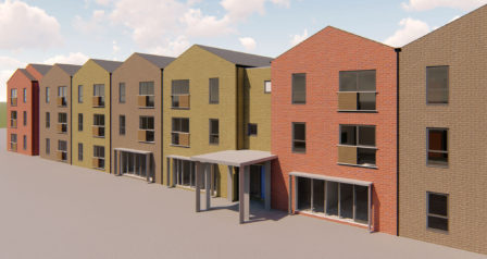 WBA; FutureBuilt; Housing; Living; ExtraCare; ESH; Residential; Leeds; Loughborough; Grimsby