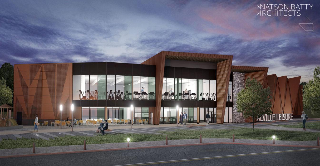 WBA; Sport; Leisure; Architects; Bid; Design, Loughborough; Leeds