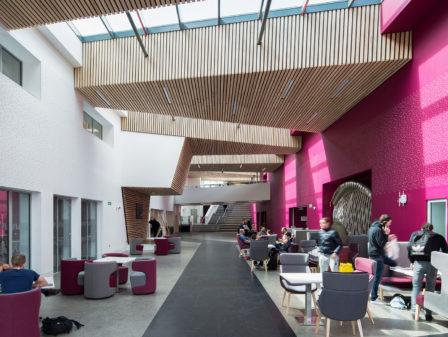WBA; University; Leeds; Sheffield; Education; Construction; Design; Architect; Build; Interiors