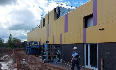 WBA; Education; Primary; Academy; Architect; Design; Build; Construction;