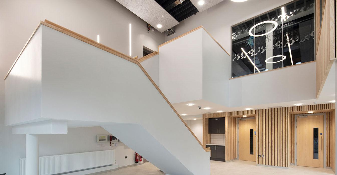 WBA; Education; Construction; Architect; Design; Building; Health; University; Learning; Bradford; Leeds
