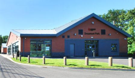 WBA; Architect; Build; Construction; Sport; Leisure; Design; Loughborough; Leicester