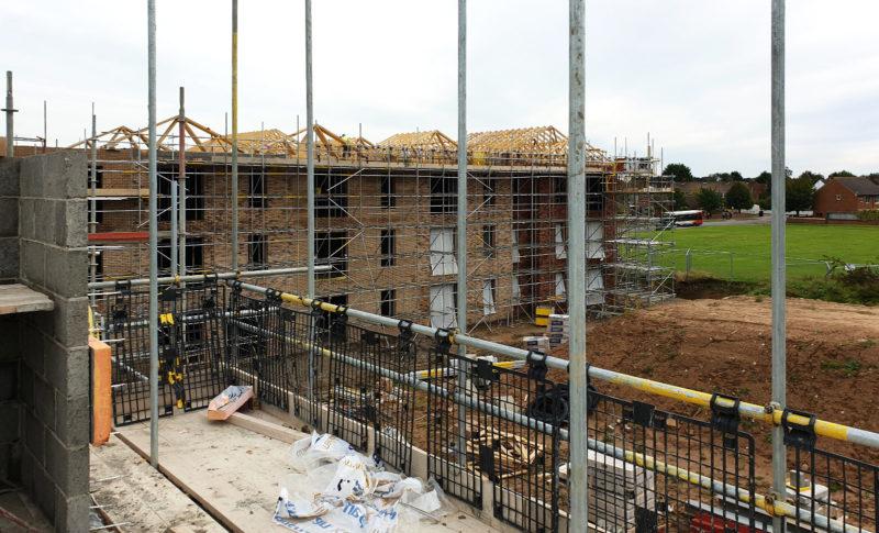 WBA; Housing; Architecture; Building; Design; Extra Care; Building; Winchester; Grimbsy