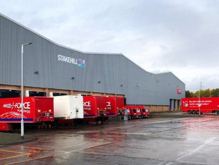 WBA: Industrial; Distribution; Royal; Mail; Architect; Design; Build; Manchester; Leeds