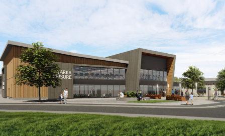 WBA; Watson Batty; Architects; Yorkshire; Leeds; Guiseley; Loughborough; Architecture; Construction; Design; Future; Built; Property; Development; Sports; Wellbeing; Fitness; Tarka; Leisure; Centre;