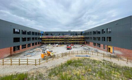 WBA; Watson Batty; Architects; Yorkshire; Leeds; Guiseley; Loughborough; Architecture; Construction; Design; Future; Built; Property; Development; Education; Learning; Students; Pupils; Secondary