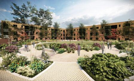 WBA; Watson Batty; Architects; Yorkshire; Leeds; Guiseley; Loughborough; Architecture; Construction; Design; Future; Built; Property; Development; Housing; Living; Residential; Extra Care; Specialist